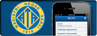 New iOS App: Alberta Teachers' Association