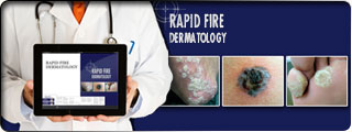 Rapid Fire Dermatology iBook